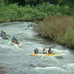 Rafting in Nadee, Khao Yai