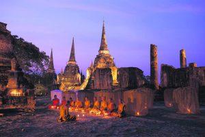 Authaya, The ancient Thai capital