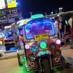 Tuktuk, lokaal vervoer